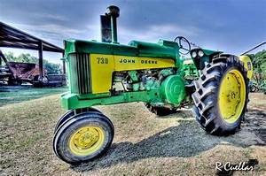 John Deere 730  3 Photograph By Rod Cuellar