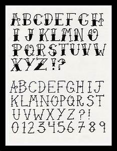 140 best Best Old School Tattoo Fonts images on Pinterest ...