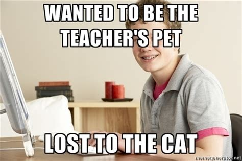 Homeschool Memes - internet meme education blah blah blah
