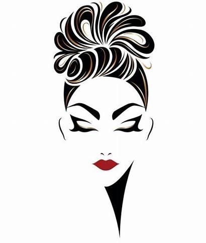 Hair Vector Salon Background Clip Illustrations Similar