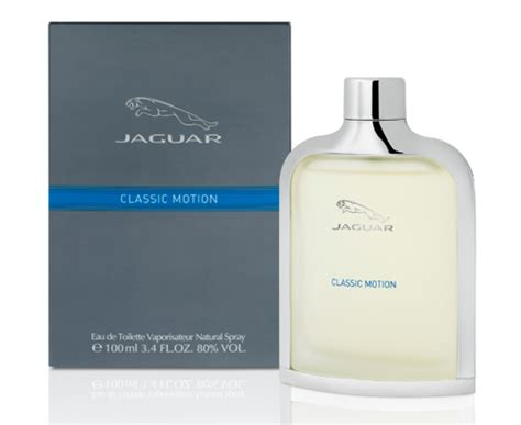 Classic Motion Jaguar Cologne  A Fragrance For Men 2013