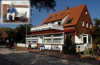 Haus Frisia Und Haus Sleeper Auf Der Nordseeinsel Juist