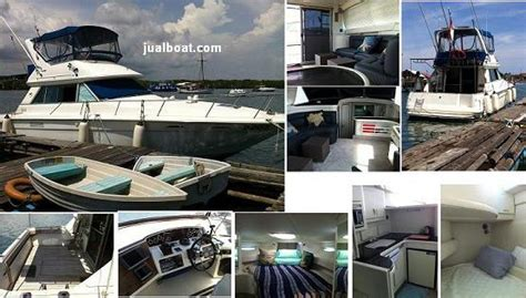 Speed Boat For Sale Indonesia by Jual Used Boat Jual Speed Boat Jual Kapal Pesiar Fiber