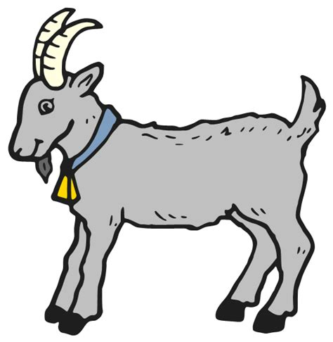 cartoon goats clipart clipart suggest