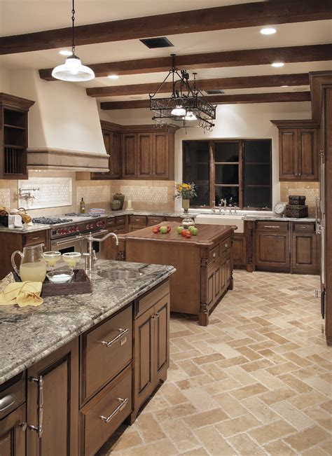 Kitchen Floor Tiles Kitchen Traditional With Counter Stool