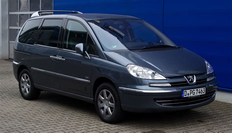 Peugeot Family by File Peugeot 807 Hdi Fap 135 Family Facelift