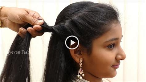 simple  cute hairstyles   girls