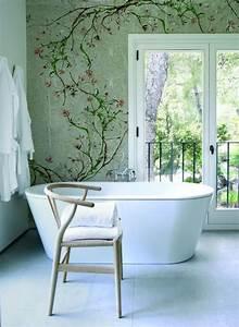 Badezimmer Tapete Wasserabweisend :  ~ Frokenaadalensverden.com Haus und Dekorationen