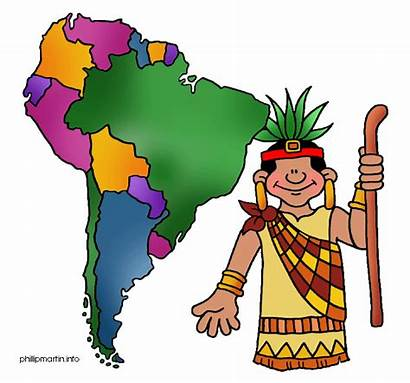 America South Clipart Continents North Cliparts Activities