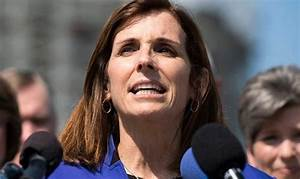 Rep. Martha McSally shares her fight with sexism with ...