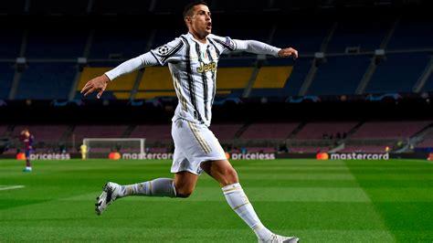 Juventus star Ronaldo picks up where he left off at Camp ...