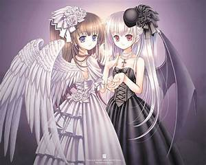 Ange Et Demon : manga ange et demon ~ Medecine-chirurgie-esthetiques.com Avis de Voitures