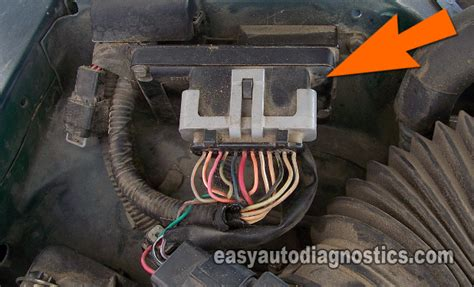 part  troubleshooting  ignition module ford