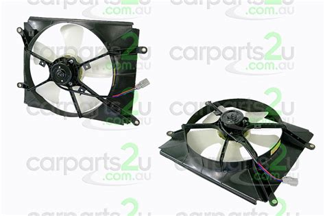2003 toyota camry radiator fan parts to suit toyota camry spare car parts sdv10 radiator