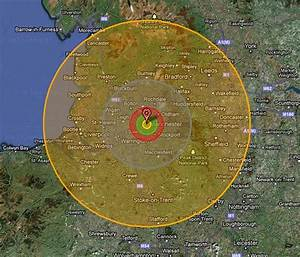 Want to know the effect of a nuclear bomb on your home ...