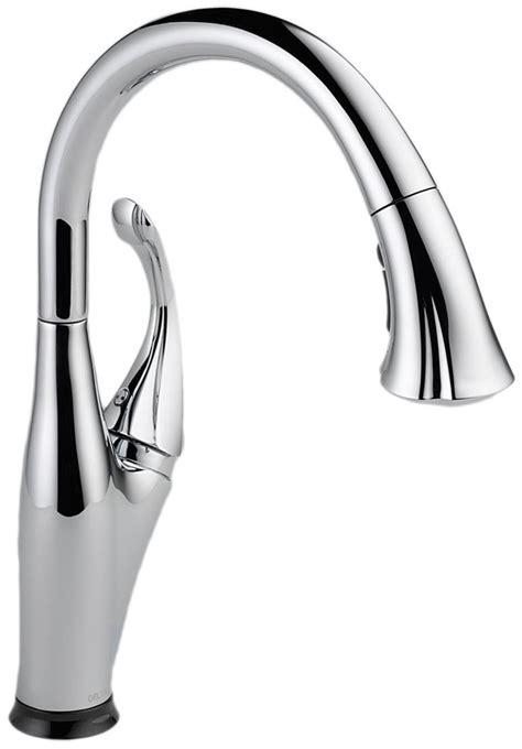 delta kitchen faucet delta 9192t sssd dst review single handle touchless
