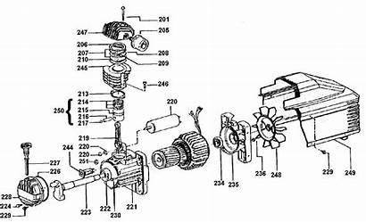 Parts Pump Repair Dewalt Hand Compressor Air