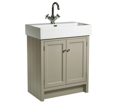 Roper Vanity Unit by Roper Hton 700mm Mocha Vanity Unit With Basin