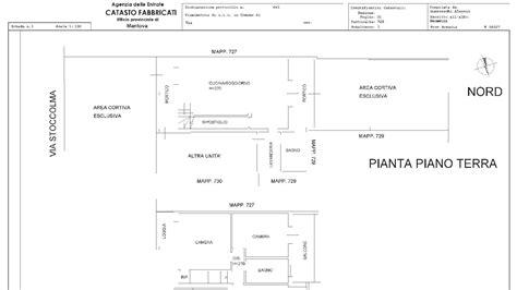 categoria catastale box auto planimetria catastale visura catastale ph09