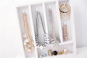 Idée Rangement Bijoux : sois belle pipelette mon inspiration du moment des id es de rangements pour vos bijoux ~ Melissatoandfro.com Idées de Décoration