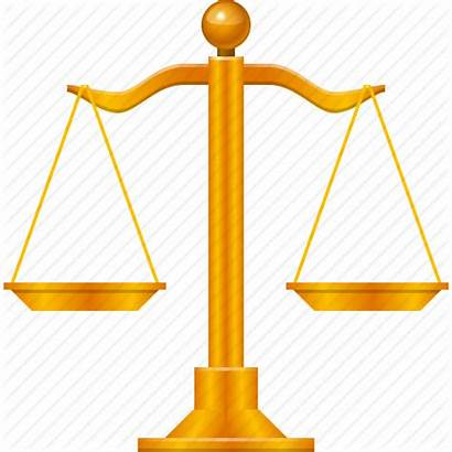 Balance Scales Scale Law Icon Lawyer Legal