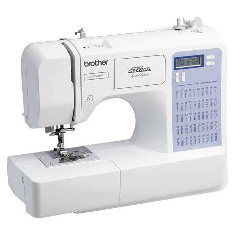 sewing serger brother international cs5055prw sewing machine ebay