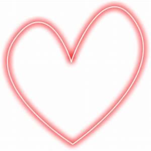 PNG Neon Fios crculos coração baú caveira