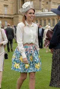 Princess Beatrice gets all dressed up for the Buckingham Palace garden party | Royal | News ...