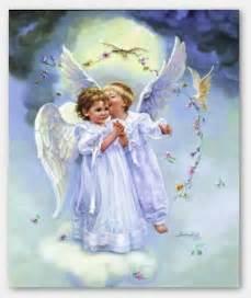 Imagenes d angeles con movimiento Imagui