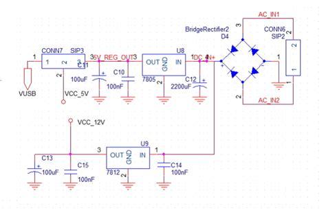 draw electronic circuit diagrams  annasi
