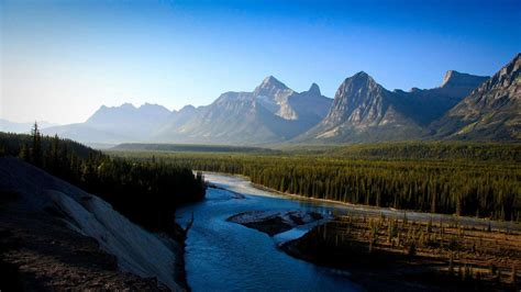 Free Download Great Mountains And Rivers 1920x1080 1080p