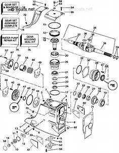 Omc Sterndrive Parts 3 0 Liter Oem Parts Diagram For Upper