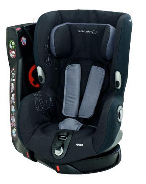 siege auto bebe confort axiss crash test bébé confort 86085940 siège auto groupe 1 9 18 kg