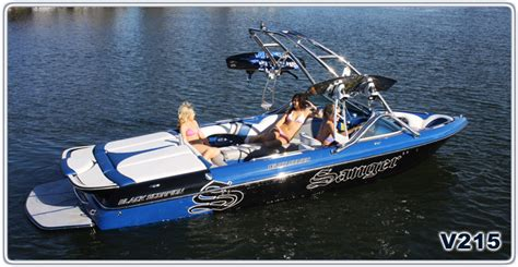Sanger Wakeboard Boats For Sale by Research 2011 Sanger Boats V215 On Iboats