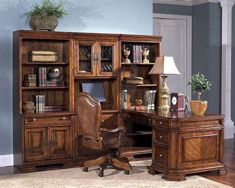 samuel lawrence madison desk bookcase set sl  set