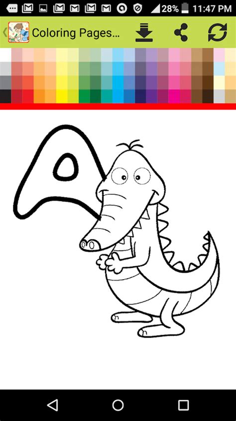coloring apps coloring pages for free android apps on play
