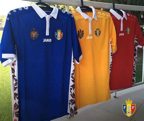 les maillots des eliminatoires de la coupe du monde
