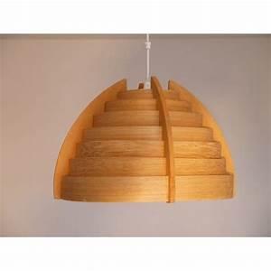 Suspension Luminaire Scandinave : suspension luminaire vintage bois scandinave la maison retro ~ Teatrodelosmanantiales.com Idées de Décoration