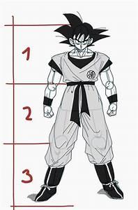 Awesome Inspiration Ideas How To Draw Goku Full Body