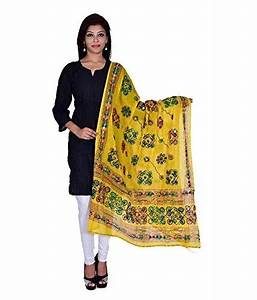 Designer Dupattas In Delhi Which Dupatta Should I Wear With Black Kurti And Leggi