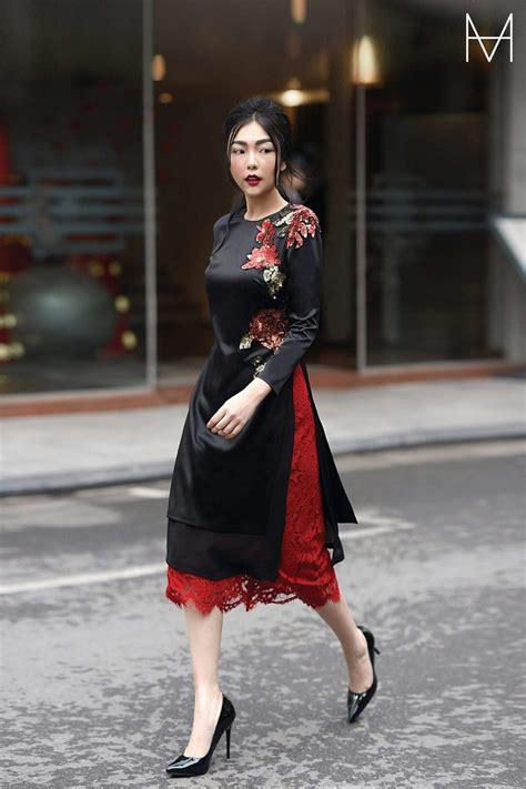 vietnamese modern ao dai asian fashion