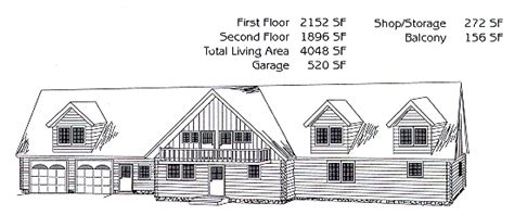 square feet southeastern united states log home packages log homes  log home