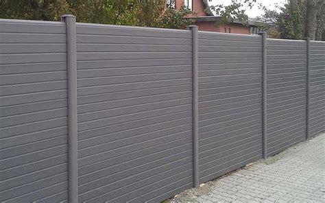 composite fence panels composite fence panel 300mm tall 2 4m 8foot kents