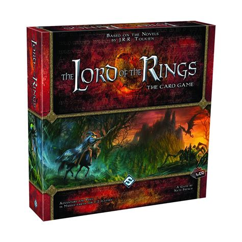 Lotr Lcg Deck Building by Fight The Forces Of Mordor With Lord Of The Rings