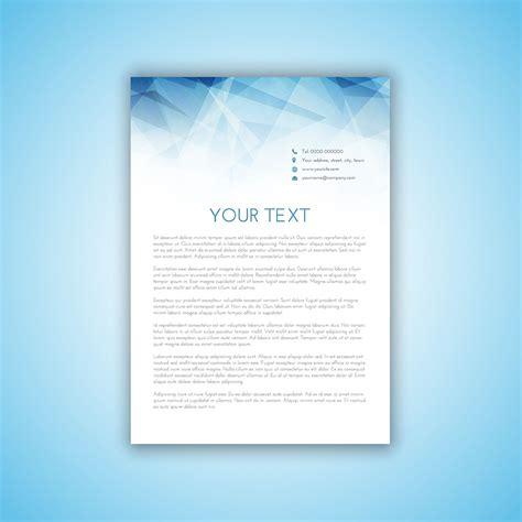 letterhead template   vector art stock