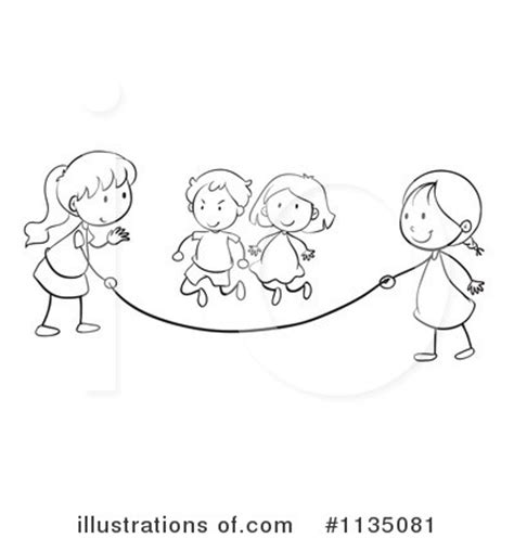 jump rope clipart black and white jump rope clipart 53