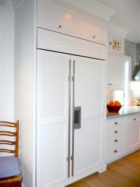 White Appliance Kitchens