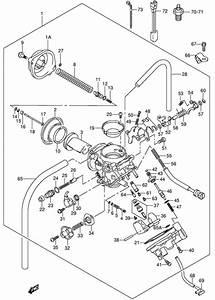 Carburetor For 2004 Vl800k4 E2  K4