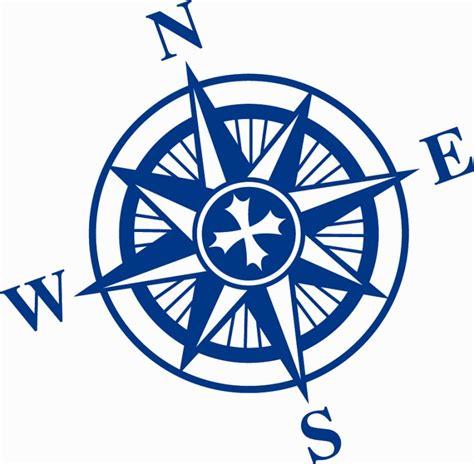 Compass Clip Best Compass Clip 9165 Clipartion