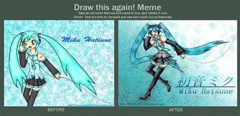 Hatsune Miku Memes - miku hatsune meme before after by marieyeohkh24 on deviantart